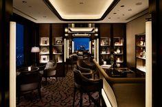 "The Ritz-Carlton, Tokyo ""Club Lounge"" [9]"