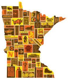 Minnesota my home :)