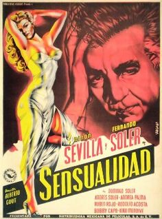 Mexican & Spanish Movie Poster