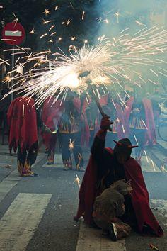 Correfoc-Diables BCN, Catalunya Tradicions