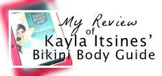 Kayla Itsines Review - Bikini Body Guide Review YOU MUST READ!