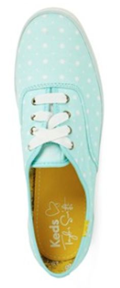 Keds polka-dot #mint sneakers http://rstyle.me/n/kw5zdr9te
