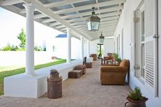 Hawksmoor House offers guest house accommodation in a Cape Dutch country retreat located on a working wine farm called Matjieskuil which. Superior Room, Contemporary African Art, Self Catering Cottages, Outdoor Living Rooms, Luxury Rooms, African Design, Outdoor Pool, Decor Styles, Family Room