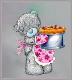 Florynda del Sol ღ☀¨✿ ¸.ღ Anche gli Orsetti hanno un'anima…♥ Tatty Teddy, Cute Images, Cute Pictures, Urso Bear, Das Abc, Teddy Bear Pictures, Bear Graphic, Blue Nose Friends, Cute Teddy Bears