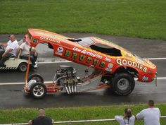 Old Funny Cars
