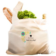 Home wasn't built in a day Reusable Shopping Bag