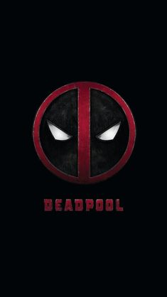 Deadpool Comic Movie Logo Android Wallpaper high quality mobile wallpapers for your iPhone, android or tablet - beautiful and inspiring smartphone backgrounds for free. Deadpool Superhero, Deadpool Face, Deadpool Movie, Deadpool Stuff, Deadpool Funny, Spiderman, Marvel Phone Wallpaper, Deadpool Hd Wallpaper, Fullhd Wallpapers