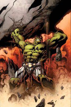 Incredible Hulk | #comics #marvel #hulk