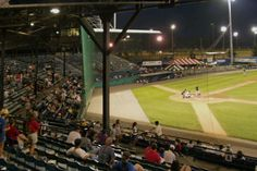 luther williams baseball stadium | Luther Williams Field - Ball Parks of the Minor Leagues ...