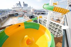 Harmony of the Seas | Discover why everyone is raving about Royal Caribbean's largest ship in the world. From dining and bars, to slides, the boardwalk, and Central Park, there's never a familiar experience on Harmony of the Seas.