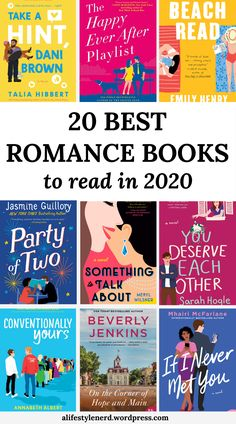 Teenage Books To Read, Books To Read In Your 20s, Feel Good Books, Good Romance Books, Best Books To Read, I Love Books, College Romance Books, Contemporary Romance Novels, Feminist Books