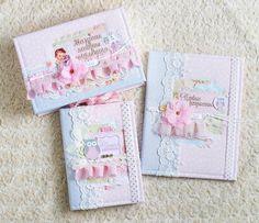 Candy Floss: Вдохновение Izoliya - Babybook и папка для хранения документов