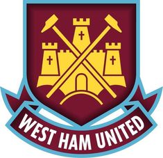 West Ham logo for cake.