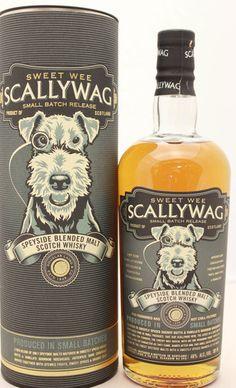 Scallywag Blended Speyside Malt - Remarkable Regional Malts - Remarkable Regional Malts - New Arrivals - Robbies Drams Welsh Terrier, Wire Fox Terrier, Airedale Terrier, Fox Terriers, Schnauzer Art, Miniature Schnauzer, Whisky, Scotch, Bourbon