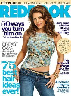 Redbook Magazine Cover [United States] (October 2011)