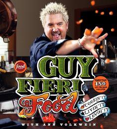 Guy Fieri Food #cookbook