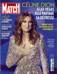 Malgré l'aggravation du cancer de la gorge de son mari, Céline Dion reprend sa série de concerts à Las Vegas. The show must go on !