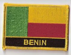 This is Benin's flag. Benin, or, the Republic of Benin is a country located in West Africa