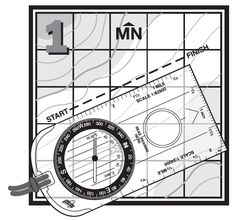 A simple tutorial teaching the basics of compass navigation. If you like hiking, you should make sure you have these skills.