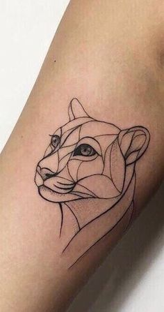 Like - diy tattoo image Mini Tattoos, Cute Tattoos, Leg Tattoos, Beautiful Tattoos, Flower Tattoos, Body Art Tattoos, Small Tattoos, Sleeve Tattoos, Lion Flowers Tattoo