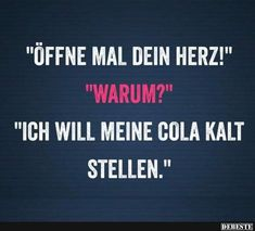 Pin by Becci S. on Lustig Some Quotes, Words Quotes, Sayings, Funny Facts, Funny Jokes, Hilarious, German Quotes, Facebook Humor, Funny Text Messages