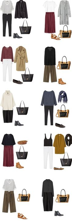 Teacher Capsule What to Wear Outfit Options 31-40 #capsule #capsulewardrobe #whattowear #teacherwardrobe