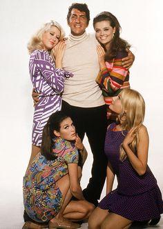 Dean Martin as Matt Helm. Babes-a-plenty.