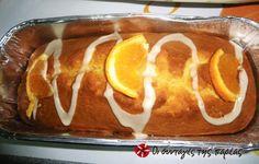 Κέικ με χυμό μανταρινιού #sintagespareas