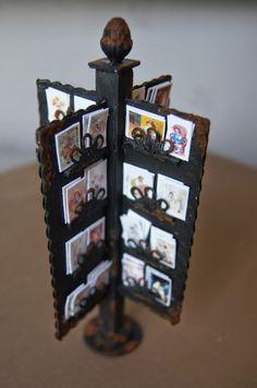 Expositor para tarjetas. Nono mini Nostalgie