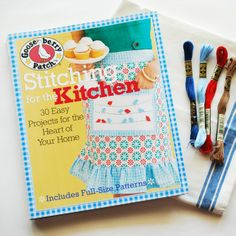 Stitching for the Kitchen