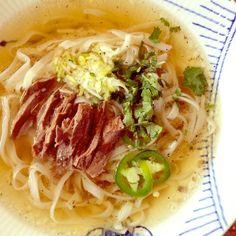 Simple Pho: Vietnamese Beef Noodle Soup