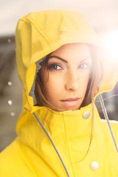 ösregn of sweden yellow raincoat