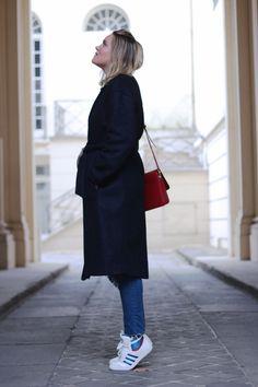 manteau long laine, Top ten adidas