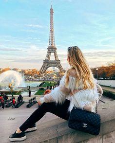 #paris #travel #fashion #hairgoal