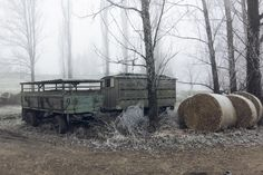 Imagine it is cold, dark and foggy and you like snap fresh air. Military Vehicles, Walking, Sleep, Explore, Army Vehicles, Walks, Hiking, Exploring
