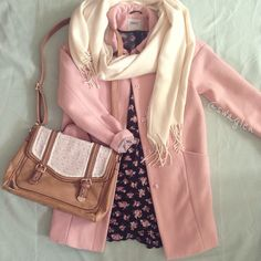 The IDEAL winter outfit! @jgordon0 maybe I should leave one coat behind to find one like this!!