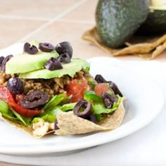 A quick and flavorful raw vegan tostada recipe courtesy of Ani Phyo