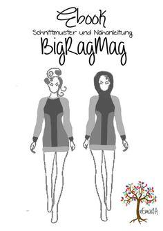 "Ebook ""BigRagMag""   ""Gr.36-46"" von nEmadA auf DaWanda.com"