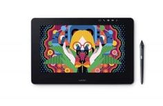 Wacom Cintiq Pro 13 HD Pen Display / Graphic Tablet with Touchscreen and Integrated Stand incl. Wacom Pro Pen 2 Stylus with Pen Holder & Replacement Tips / Compatible with Windows & Apple Wacom Pen, Wacom Intuos, Puma Creeper, Cintiq Tablet, Nintendo, New Pen, Drawing Tablet, Digital Trends, Pen Holders