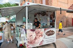 Enstrom's Candies at the Downtown Farmer's Market