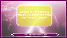 Ronovan's Writes Weekly Haiku Poetry Prompt # 96 lightning  and rain  (scheduled via http://www.tailwindapp.com?utm_source=pinterest&utm_medium=twpin&utm_content=post77897166&utm_campaign=scheduler_attribution)