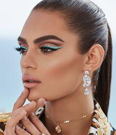 2019 S/S Anastasia Beverly Hills Makeup Eye Looks, Kiss Makeup, Glam Makeup, Eyeshadow Makeup, Makeup Art, Beauty Makeup, Hair Makeup, Copper Eyeshadow, Cream Eyeshadow