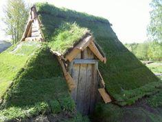 Grophus, old viking building tecnhique