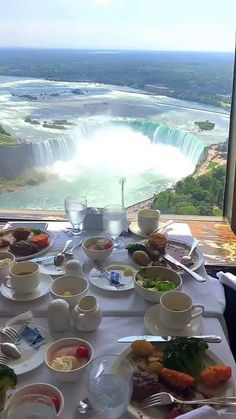 Travel Discover Amazing Restaurant Overlooking Niagara Falls Most beautiful day holiday Beautiful Places To Travel Cool Places To Visit The Places Youll Go Wonderful Places Amazing Things Vacation Places Dream Vacations Vacation Spots Destination Voyage Beautiful Places To Travel, Wonderful Places, Cool Places To Visit, Amazing Things, Amazing Places, Beautiful Places Quotes, Vacation Places, Dream Vacations, Vacation Spots