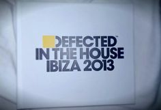 #defected #defectedrecord #house #music #label *#wearedefected