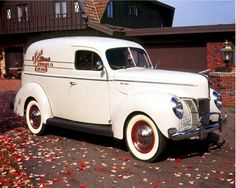 1940 Ford Sedan Delivery. ★。☆。JpM ENTERTAINMENT ☆。★。