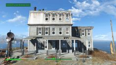 Post with 1569 views. Post Apocalyptic Series, Fallout 4 Settlement Ideas, Croup, Game Concept Art, The Expanse, Restoration, Gaming, Mansions, House Styles