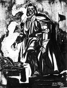 Doctor Doom by John Paul Leon