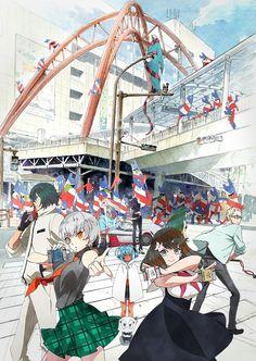 "JAPAN Spoon.2Di vol.3 /""Gatchaman Crowds insight/"""