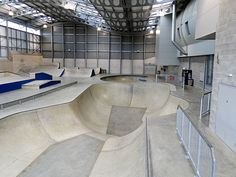 Hemel XC skate park - Click on image to enlarge Skate Park, Photo Galleries, Construction, Indoor, Gallery, Interior, Image, Building, Roof Rack